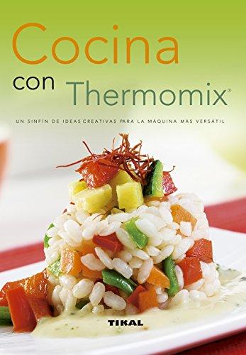 Cocina Con Thermomix (Recetario De Cocina) de [Susaeta Ediciones S A]
