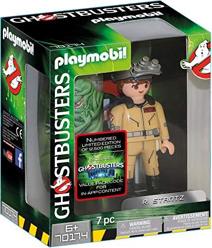 PLAYMOBIL Ghostbusters Figura Coleccionable R. Stantz