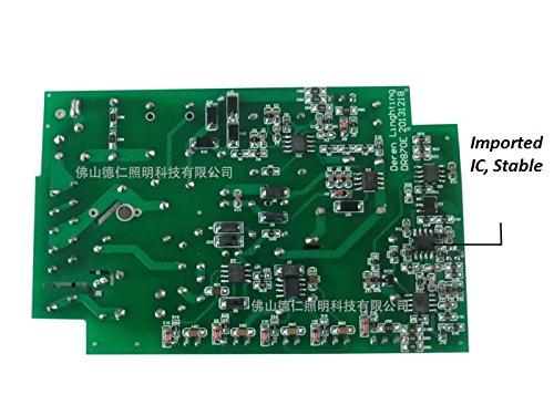 US/EU Standard Hocheffiziente Energiespar 70W breit Spannung 85–265V Elektronische Vorschaltgerät für G12, G8.5Master Colour, RX7s, TT Lampe, Stück 2, dr870e, CE, FCC, RoHS - 4