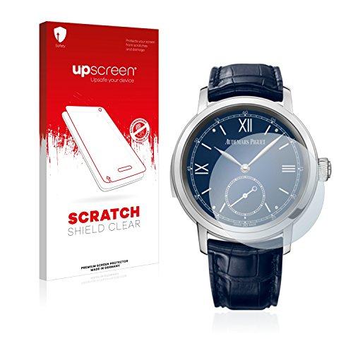 upscreen Scratch Shield Protector Pantalla Audemars Piguet Jules Audemars Película Protectora – Transparente, Anti-Huellas