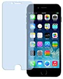 Iphone 6 Beste Deals - kazoj 3D Touch Panzerglasfolie iPhone 6 / iPhone 6S Glasfolie 9H in kristallklar (bewusst kleiner als das Display)