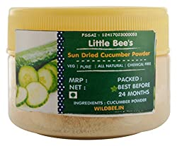 Little Bee Sundried Cucumber Powder, 25 grams