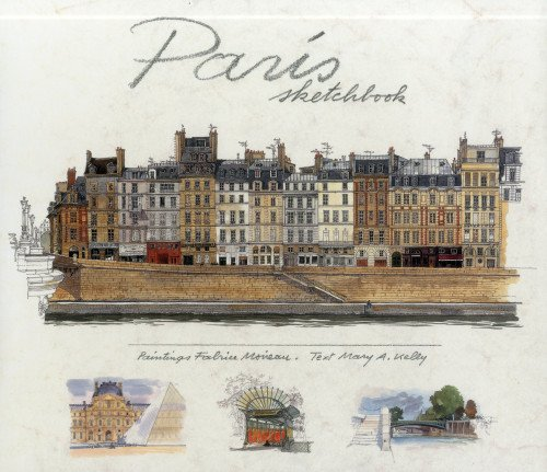 Paris Sketchbook (Sketchbooks) por Fabrice Moireau