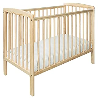 Kinder Valley Sydney Compact Cot (Natural)
