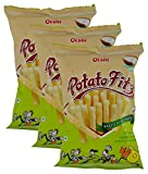 #10: Food World Combo - Oishi Snack Potato Fitz Cream and Onion, 30g (Buy 2 Get 1, 3 Pieces) Promo Pack
