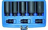 BGS Antriebswellen-Spezialwerkzeug-Set, 8-teilig 27-30-32-34-36 mm, 1 Stück, 5335