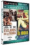Doble Sesión Michael Curtiz: Esclavos de la Tierra / El Ídolo ( The Cabin in the Cotton / The Mad Genius) V.O.S. [DVD]