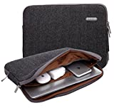 Best Laptop Sleeves - Kayond® Herringbone Woollen Water-resistant 17 Inch Laptop Sleeve Review