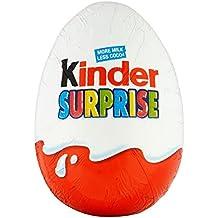 Kinder Sorpresa Un solo huevo 20g (paquete de 48 x sgl)