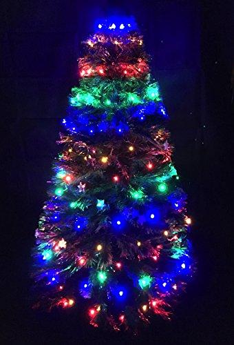 150 Multi Led Jagd Weihnachtsbaum Net Light - Für 4 / 5ft Weihnachtsbäume