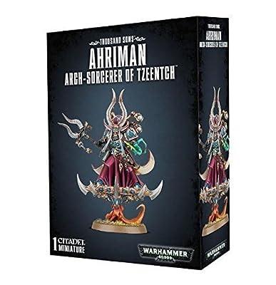 Thousand Sons - Ahriman Arc-Sorcerer of Tzeentch 43-38 - Warhammer 40,000