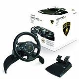PC, PlayStation 3, PlayStation 2 - Super Sport Steering Wheel Lamborghini [UK Import]