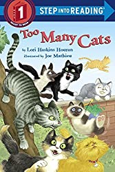 Too Many Cats (Step into Reading) by Lori Haskins Houran (2009-01-13)