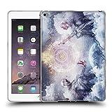 Head Case Designs Offizielle Cameron Gray Das Erwachen In Einem Silber Land Götter Soft Gel Hülle für iPad Air 2 (2014)
