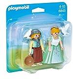 Playmobil Duo Pack - Duo Pack Princesa y Granjera (6843)