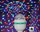 #5: eGalaxy Diwali Disco Light - Colorful Magic DJ Laser Light Bulb - 360 Rotate 3W