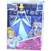 Disney Prinzessinnen–Deco Frenzy Sparschwein Cinderella (CIFE Spain 41168)