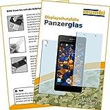 2x mumbi Panzerfolie für Sony Xperia Z2 Glasfolie Hartglas 9H (1 x VORNE und 1 x RÜCK Folie)