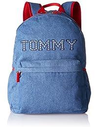 Tommy Hilfiger Kids Denim Backpack - Zaini Bambina 56e128418a7