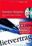 Der Vermieter-Ratgeber, m. CD-ROM von Matthias Nöllke (September 2008) Taschenbuch -