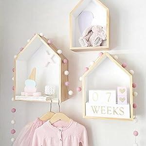 Regal Kinderzimmer Haus – Dein Haushalts Shop