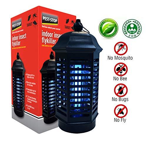 Rc Ocio Lampara Antimosquitos matamoscas eléctrico luz de led Ultravioleta Mata Insectos y Anti Mosquitos...