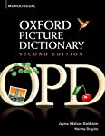 The Oxford Picture Dictionary has been edited and compiled by the experts, Norma Shapiro and Jayme-Adelson Goldstein. It is a comprehensive reference guide that contains the visual depictions of more than 4000 different words and phrases. The pedagog...