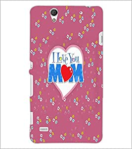 PrintDhaba Quote D-5579 Back Case Cover for SONY XPERIA C4 (Multi-Coloured)
