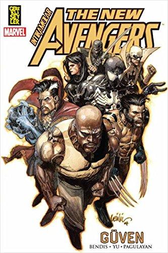 The New Avengers 7. Cilt - Guven