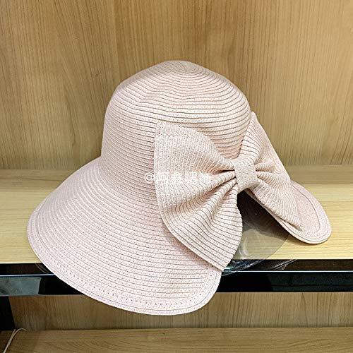sdssup Großer Bogen öffnen großen Hut Vier Farben in den Hut rosa Code Winton-fan