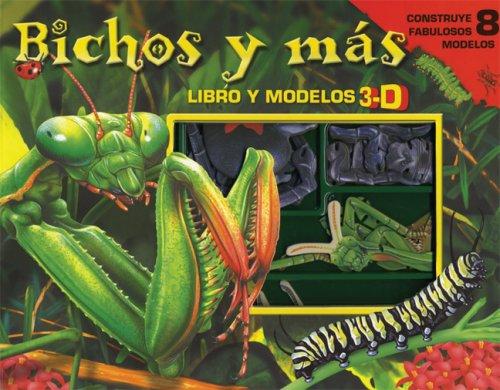Bichos y mas / Bugs and More (Libro y Modelos 3-d/ Book and 3D Models)