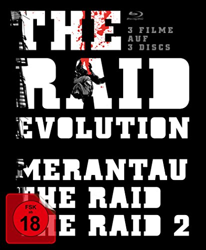 The Raid - Evolution [Blu-ray]