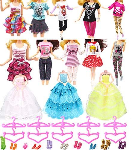 Hey ~ Yo Puppenkleidung für Barbie, 11.5