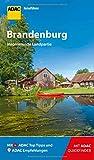 ADAC Reiseführer Brandenburg: Der Kompakte mit den ADAC Top Tipps und cleveren Klappkarten - Bärbel Rechenbach