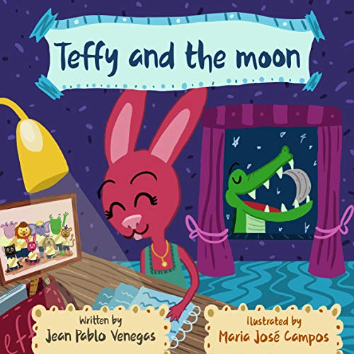 Teffy and the Moon (Educational Psychologist Book 1) (English Edition)