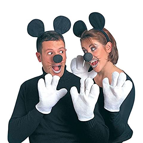 Adultes Disney Costumes - Minnie Mouse déguisement set souris set de
