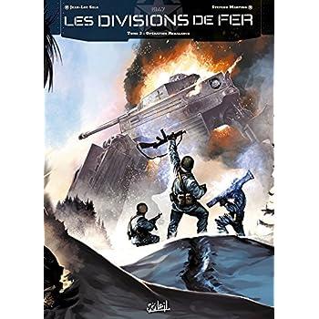 Les Divisions de fer T03