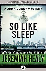 So Like Sleep (The John Cuddy Mysteries)