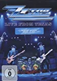 : ZZ Top - Live from Texas (+ Audio-CD) [2 DVDs] (DVD)