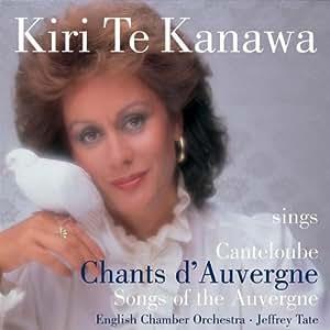 Canteloube:Chants D'auvergne [Import USA]