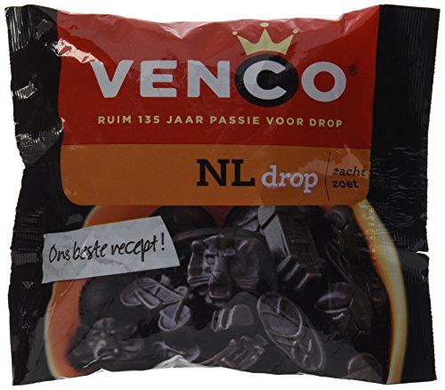 Venco NL-Drop - Holländisches Lakritz - Zart & Süß - 450g (Drop Holländischen Lakritz)