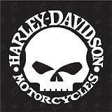 HARLEY DAVIDSON Skull?Stickers