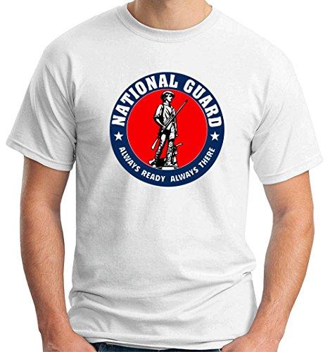 T-Shirtshock - T-shirt TM0431 National Guard Logo, Größe XXL (National Guard T-shirt)