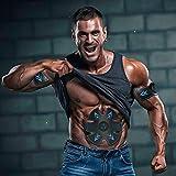 Hlidpu Abdominal- Muskel-Trainer, Muskel-Toner-Kern-Trainings-Ausrüstungs-ABS Sport-Maschinen-Taillen-Trainer-Ausgangs-Turnhallen-Ausrüstung
