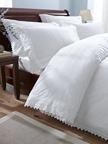 White Duvet Cover King Size Amazon Co Uk