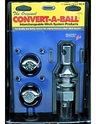 Convert-A-Ball 400B Nickel-Plated Replacement Ball - 2 by Convert-A-Ball