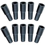 10x Gummitüllen Wetterschutztüllen Isolierkappen für F-Stecker an LNB DiseqC Koaxial Antennenkabel