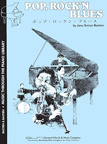 POP  ROCK N BLUES BOOK 2  MUSIC THROUGH THE PIANO