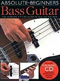 Absolute Beginners Bass Guitar (Book & Cd)