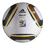 adidas 2010 du - Balón de fútbol de competición, color blanco/negro, talla DE: 5